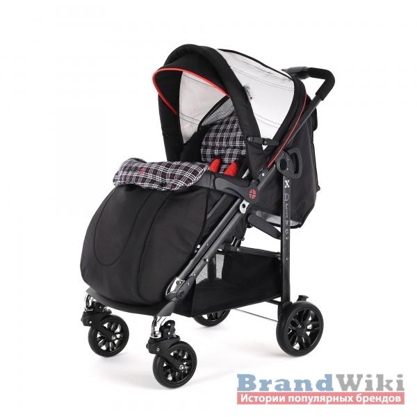 Прогулочная коляска для малышей