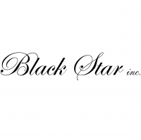 Логотип Black Star