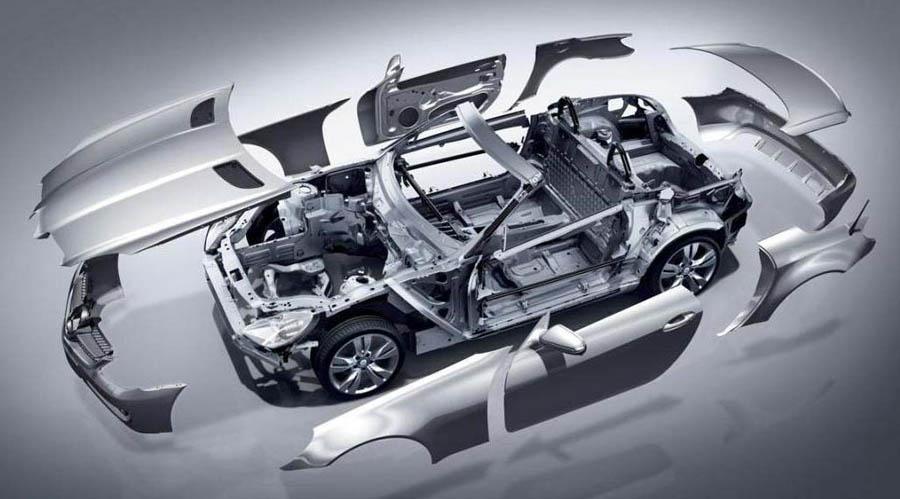 ТерраТрансАвто - кузовные детали для авто.
