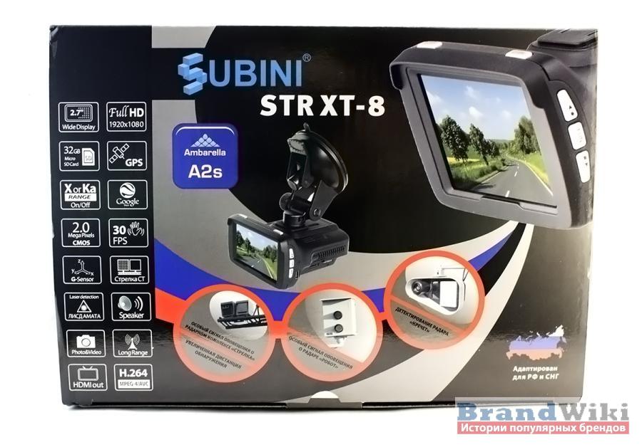Subini STR-XT 8